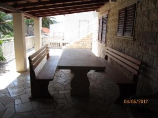 apartment for eight people, Korcula Town