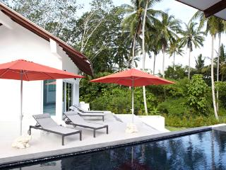 Private Beach and Private Swimming Pool