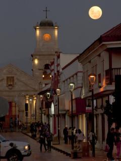 La Serena, visita el centro histórico.