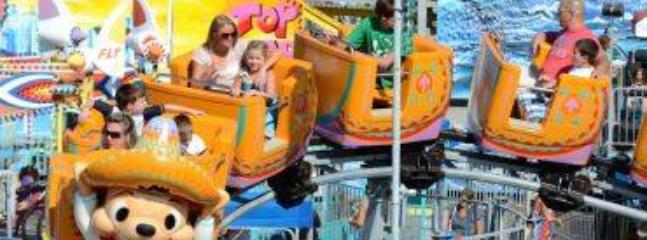 Hot Tamale - One of New Rides on Boardwalk