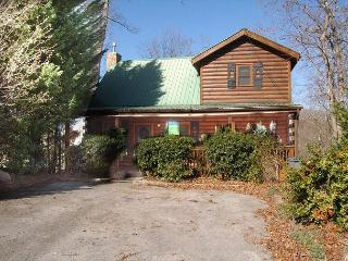 2 Bedroom Cabin Gnatty Branch Village Gatlinburg TN 6 miles from the Parkway, Sevierville