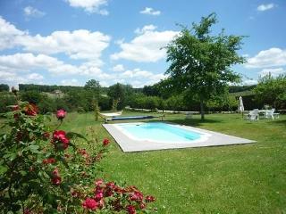 Vakantiehuis met prive zwembad Las Coudennes ., La Sauvetat sur Lede