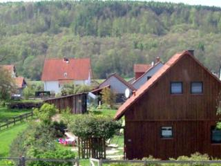 Vacation Home in Wahlsburg - 797 sqft, modern, comfortable, practically furnished (# 4038)