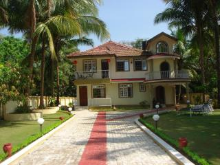 Casa de Jardin Serviced Apartments  for 4 people South Goa