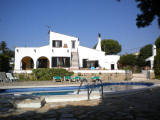 Magnificent villa with privat pool, L'Escala