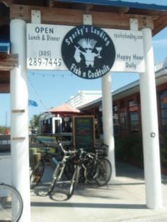 Sparky's Landing Bar & Grill Waterfront Dining at Marina (3 blocks away)