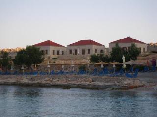 Beachfront Stonebuilt Villa in Halki Island!