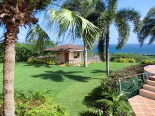 Panoramic Ocean view privado & cerrada house & WiFi, Aguadilla