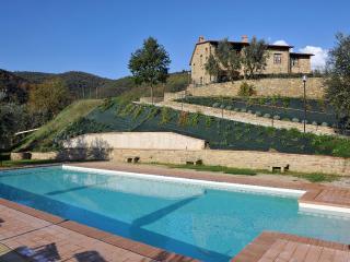 Villa Galileo, Castiglion Fiorentino