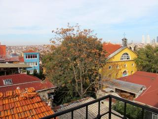 PHOTOGRAPHER'S PAD w/City view 5 min to TAKSIM, Estambul