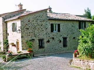 Etrusco - Large house with 11 sleeps, San Casciano dei Bagni