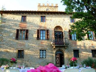 Villa Cini - Old Tuscan villa with 13 sleeps