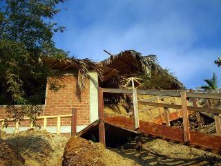 Las Pocitas Beach House With View to Mancora Peru