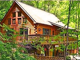 2 Master Suites Upscale W/ Hot Tub & Free Wifi, Maggie Valley