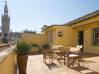 Santamaria Duplex Terrace Seville Old Town 7 pax VFT/SE/01658