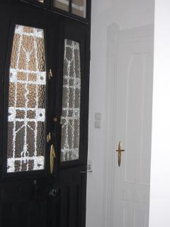 apartment , front door