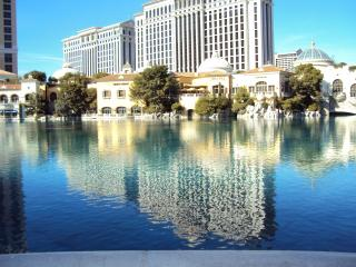 Spend this New Year in Las Vegas