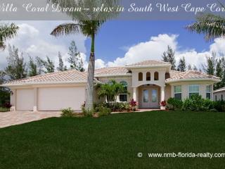 Villa Coral Dream-brandnew in great location!, Cape Coral