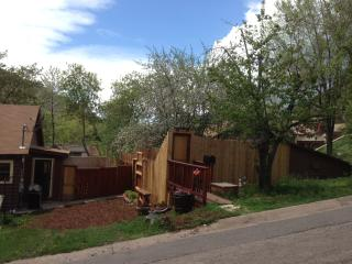 A/C Cabin 3 blocks to Hot springs, Glenwood Springs