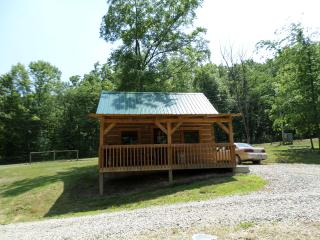 Nickel Valley Resorts Cabin One, Frazeysburg