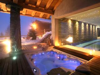 Chalet Spa Verbier - The Spa & Pool
