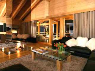 Chalet Spa Verbier - The Living Room