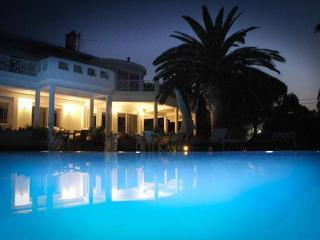 Luxury Beach Front Villa, Pefkohori