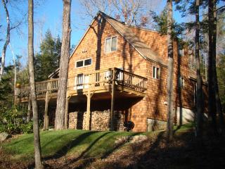 Private setting near Jackson, NH & White Mountains
