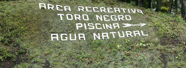Toro Negro Natural Water Pool (park currently closed for renovations)