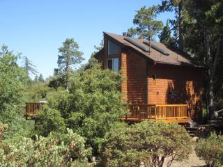 AMAZING SUNSET VIEWS!!  Paradise Pines Retreat, Private Cabin/Playhouse/Wildlife
