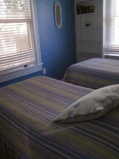 Twiin Bedroom - looking into from doorway