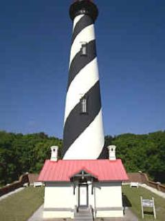 The St. Augustine Lighthouse (Free tickets available at the Inn)