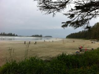 Tofino Beachfront Condo on Chesterman Beach