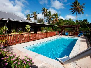 Captains Retreat, Rarotonga - A Family Home