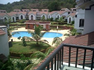 Beautiful luxurious studio Apt. Baga- Arpora, Goa, Bardez