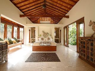 Interior Thambili bedroom pavilion