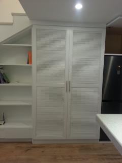 wardrobe-ground floor