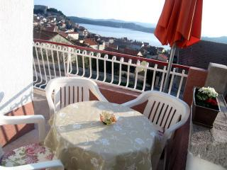 Apartment Madlena in Sibenik with sea view