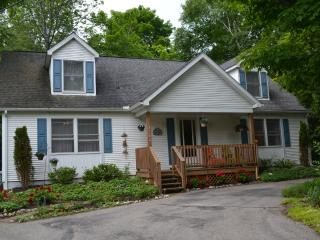 Desirable Northside Home Steps from Lake Michigan!, Charlevoix