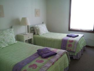 2ND BEDROOM - 2 TWIN BEDS