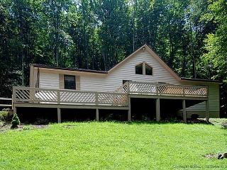 Lovely mountain home is the perfect place for gathering friends and family., Davis