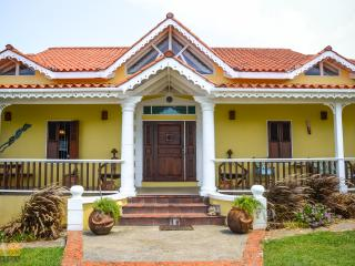 Villa Canary. St. Lucia.