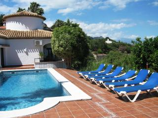 luxury villa totally renovated and newly furnished, Salobrena
