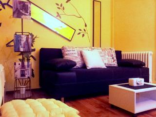 Sunny apartment in the center of Belgrade, Belgrado