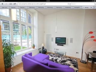 Luxury city centre apartment, Carluke