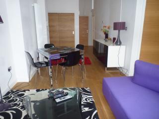 Luxury city centre apartment Edinburgh