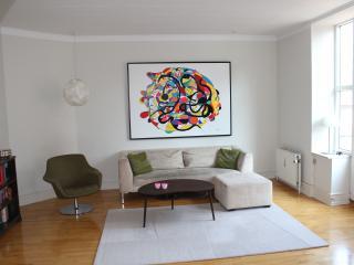 Spacious flat in trendy Vesterbro, Copenhague