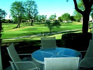 PGA West Condo Lovely 2 Bdrm+Den on Stadium Course