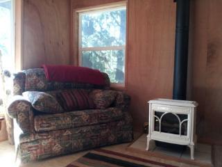 Fireplace & Sitting Area