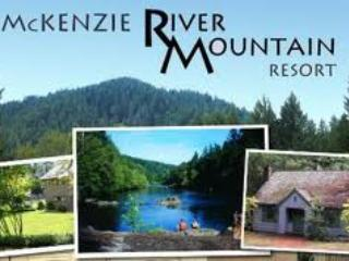 McKenzie River Mountain Resort Country Cabins